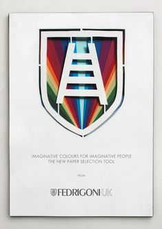 Fedrigoni: Imaginative Colours. #colorful #identity