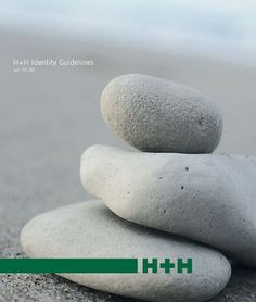 Corporate & Brand Identity - H+H International, Denmark on the Behance Network #branding #guide #guidelines #corporate #style