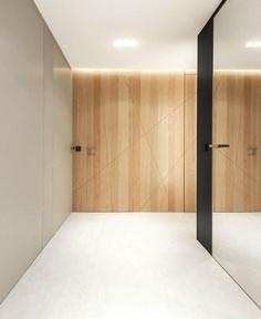 Compact Krakow Apartment by Hi-Light Architects - InteriorZine