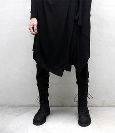 IMMENSE // CONCEPT 2013SS #boots #cloak