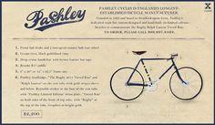 Bicycle Advertisement #advertisement