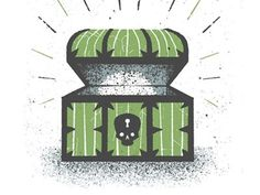 Dribbble - Chest by Graham Pilling