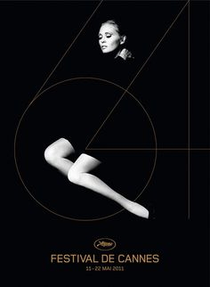 Extra Large Movie Poster Image for Cannes International Film Festival (#1 of 7)