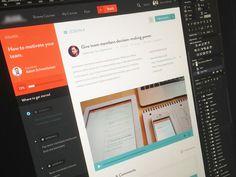Articulate + Focus #layout