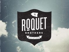 Dribbble - Roquet Bros by Nil Santana #emblem