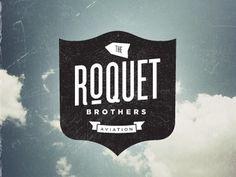 Dribbble - Roquet Bros by Nil Santana #emblem