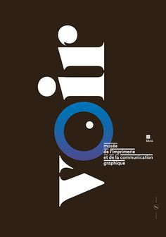 PrintingMuseumLyon-Posters on Behance #print