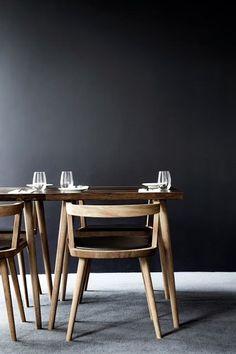 interior, dining, grey