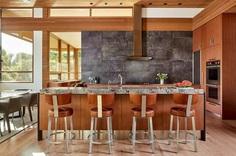 Blue Oaks House, Swatt Miers Architects 6