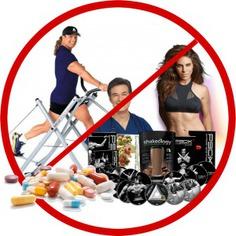 no exercise no supplements no fad diets