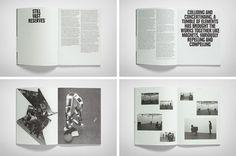 News/Recent - Fabio Ongarato Design | Still Vast Reserves #editorial