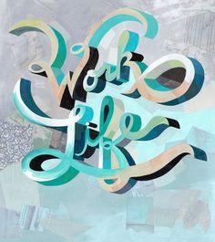 Darren Booth Hand-lettering & Illustration