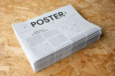 Poster Tribune #tribune #print #design #poster #editorial