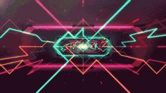 — #gif #neon