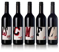 New Work: Budgens and Londis Wines | New at Pentagram | Pentagram
