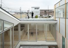 House in Nagahama by Comma Design Office #minimalist #japanese #house #home