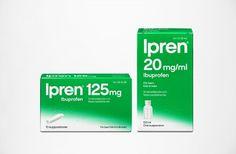 BVD — Ipren #ipren #packaging #bvd #medical #chalet
