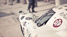 Twibfy #focus #selective #photography #vintage #car #race