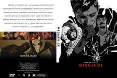dvd slip for MESMERIZE the movie