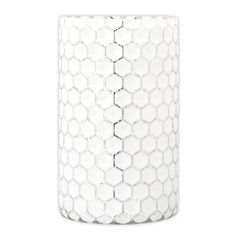 Melisand Glass Tealight Holder, 18cmH x 10.5cmD