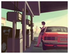 """ Road Trip "" by Guy Shield"