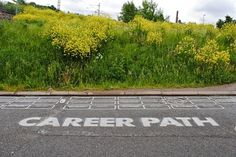 Career Path « Candy Chang