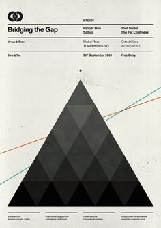 BTG Poster Series on the Behance Network