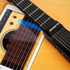 JamStik MIDI iPad Guitar #tech #flow #gadget #gift #ideas #cool