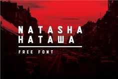 Natasha : Russia Inspired Font