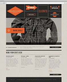 Eight Hour Day » Blog #inspiration #digital #design