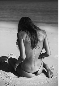 inspirations, beach, girl, sunbath