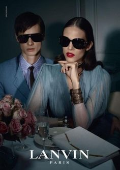 Merde! - Fashion photography sunshiiinemode: Lanvin... #fashion #photography