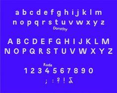 Bureau Mirko Borsche | High-Hi #specimen #borsche #type #mirko #typography