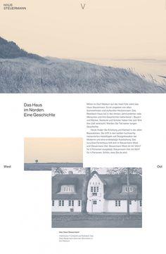 Steuermann fjord house cottage minimal webdesign responsive website webdesign minimal mindsparklemag