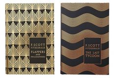 F.Scott Fitzgerald book covers by Coralie Bickford-Smith #design #graphic #book