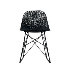 #Carbon #Chair by #StudioBertjanPot and #MarcelWanders for #Moooi.
