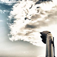 Dramatic #moke #gallery #sky #infected #industrial #nature #pipe #pollution