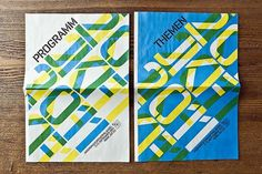 JKF Festival for youth culture – Newspaper #design #graphic #typography