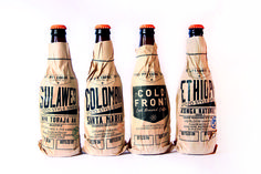 cold brew, paper, design