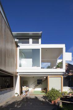 Modest Cottage Transformed into a Light-Filled Home: Crisp House 1
