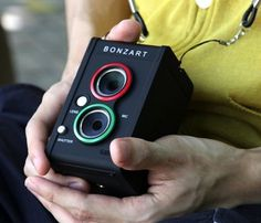 Bonzart Ampel Digital Camera #camera #gadget #digital