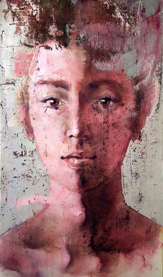 Dario Moschetta | PICDIT #art #painting #artist #portrait