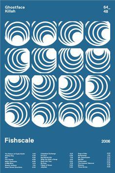 swissritual.ca #swissritual #graphic #design #minimal #music #grid #poster #swiss #illustration #GhostfaceKillah