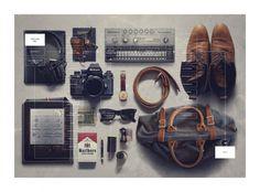 tumblr_lum95qDcGh1qhjmwvo5_1280.png (600×444) #organised #stools #stuff
