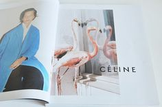 fen and ned: The Gentlewoman #pink #blue #grey