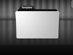 Folder icon template Free Psd. See more inspiration related to Icon, Template, Folder and Horizontal on Freepik.