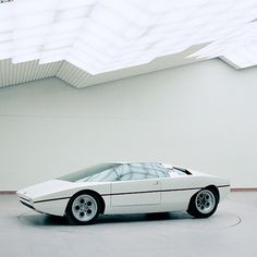 Fancy - 1974 Lamborghini Bravo #retro #car design