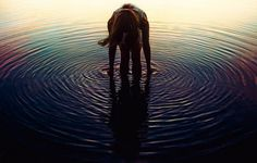 Peter Jamus Photography8 – Fubiz™ #ripples #photography #water #girl