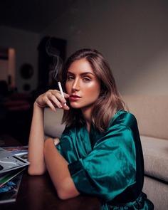 Moody Street Style Portrait Photography by Alejandro Gonzalez