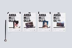 Lotta Nieminen #layout #poster #typography